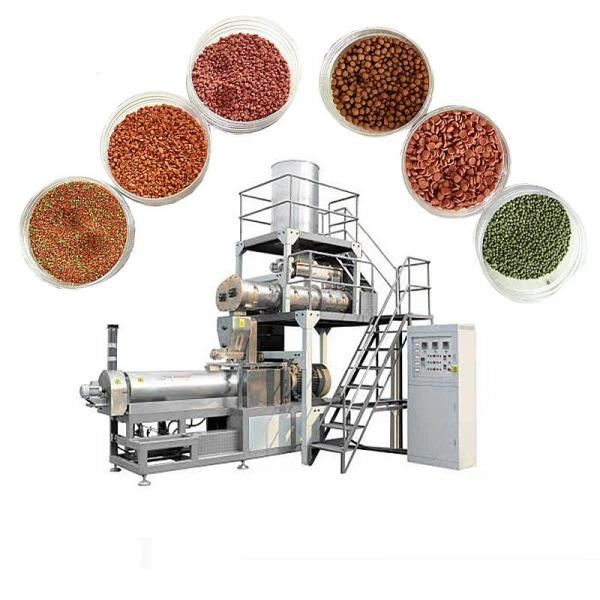 2019 Wholesale Tilapia Floating Fish Feed Pellet Machine Extruder for Fish Food