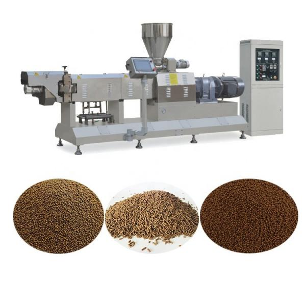 Automatic Fish Food Fish Feed Pellet Making Production Device Machine Line Plant