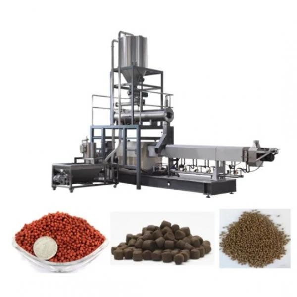 Catfish Food Processing Machine Floating Fish Feed Peelet Processing Extruder Price