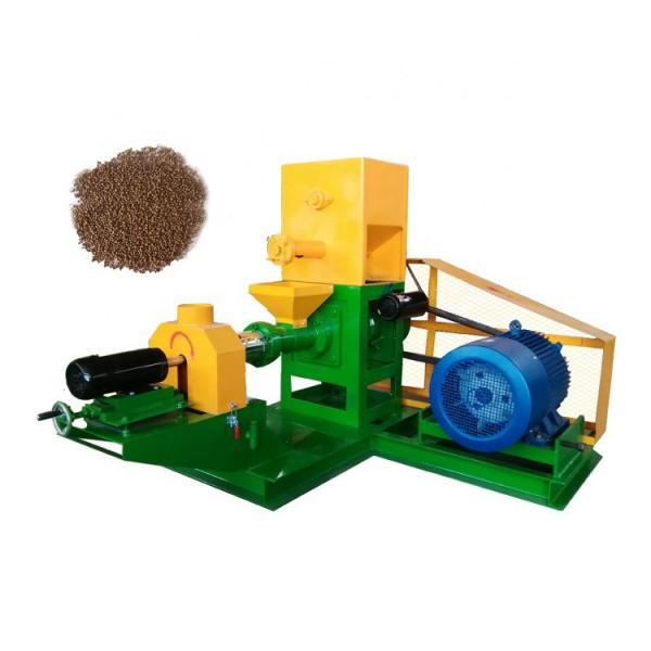Automatic Dry Floating Sinking Animal Pet Fish Dog Cat Feed Food Pellet Processing Making Machine