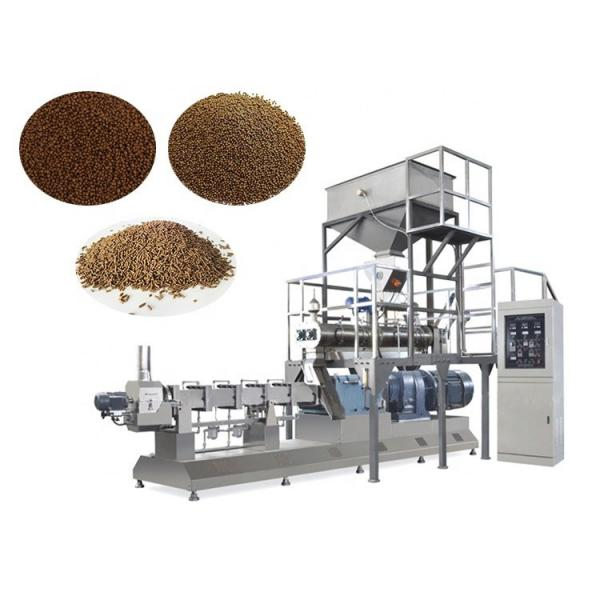 Food Extruder Fish Dog Cat Feed Pellet Making Production Machine