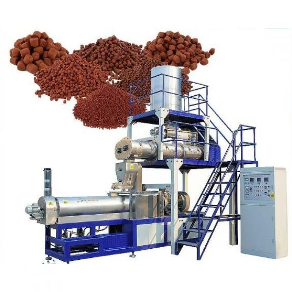 Floating Fish Feed Pet Food Production Line